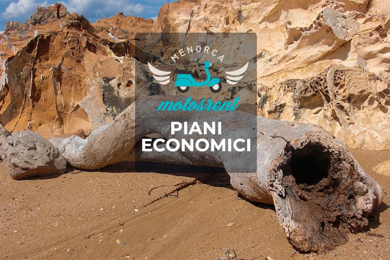 In Moto per Minorca: Piani economici