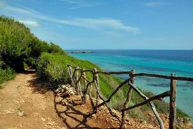 Noleggio moto: Giro a Menorca