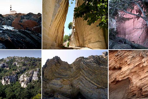En moto por la Menorca Geológica
