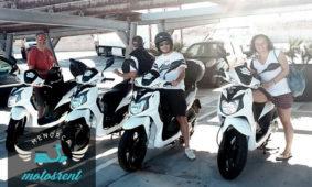 Fiestas de Menorca en Moto